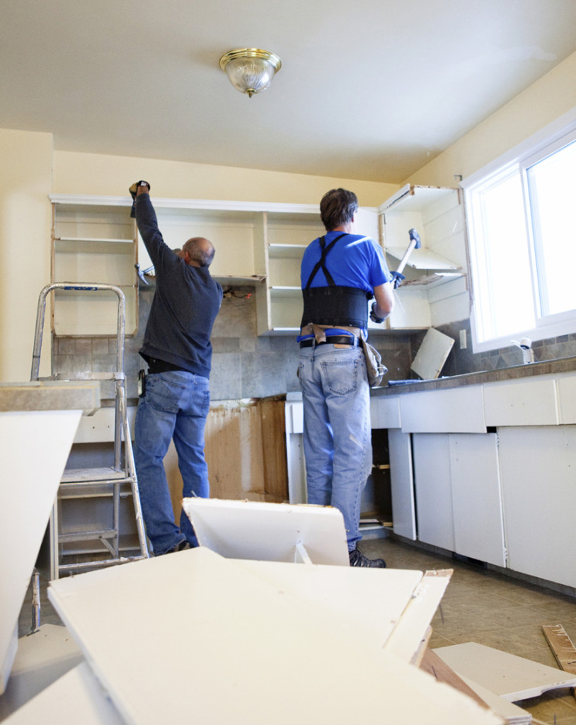 new construction dust removal