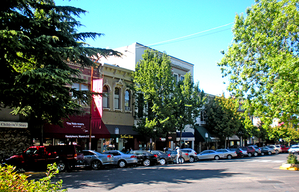 downtown ashland