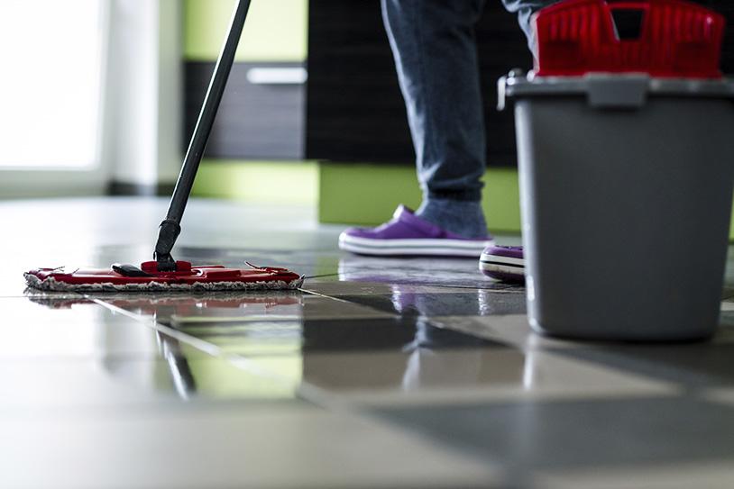 Floor cleaning TCC